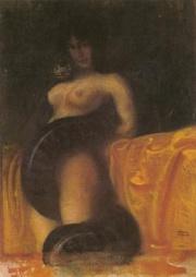 Sensuality (1891) - Franz von Stuck