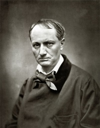French art critic Charles Baudelaire(1821 – 1867)