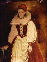 Portrait of Elizabeth Báthory