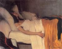 Morphine (1894) - Santiago Rusiñol