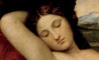 Sleeping Venus (c. 1510) Giorgione