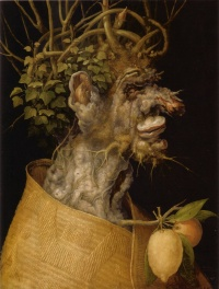 The Winter (1563) by Arcimboldo