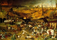 Triumph of Death (1562) by Brueghel