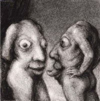 Two Bodyheads (2003) by Paul Rumsey
